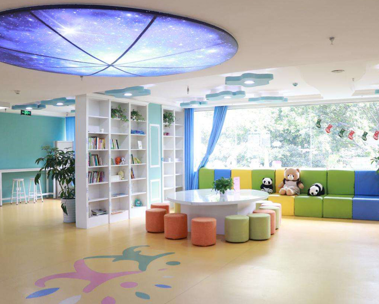 上海某儿童医院案例