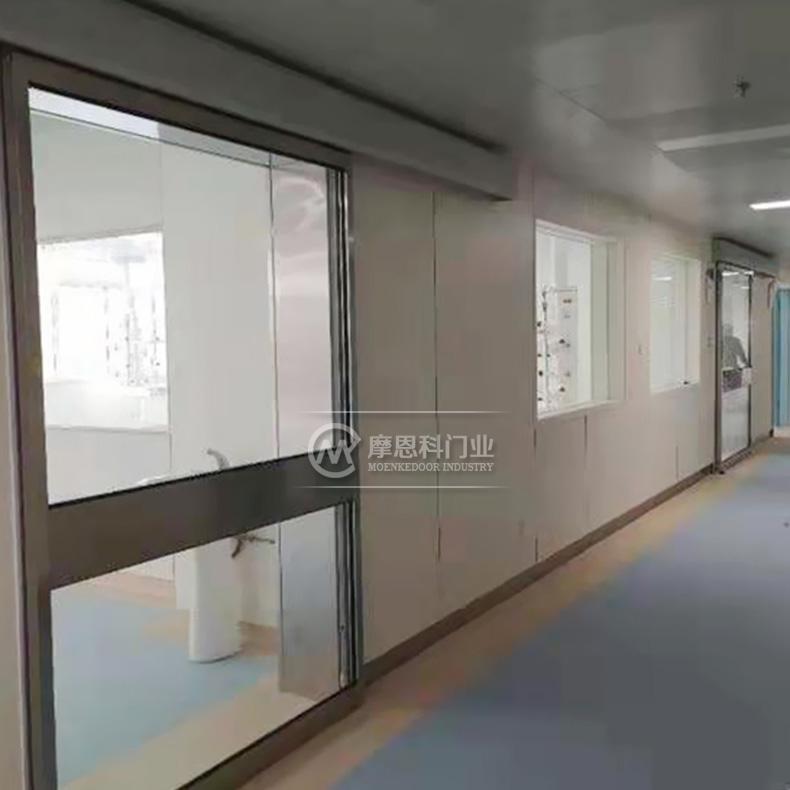 ICU室门
