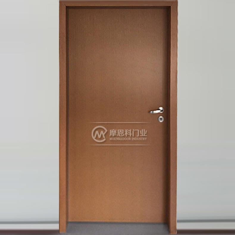 木纹钢制门