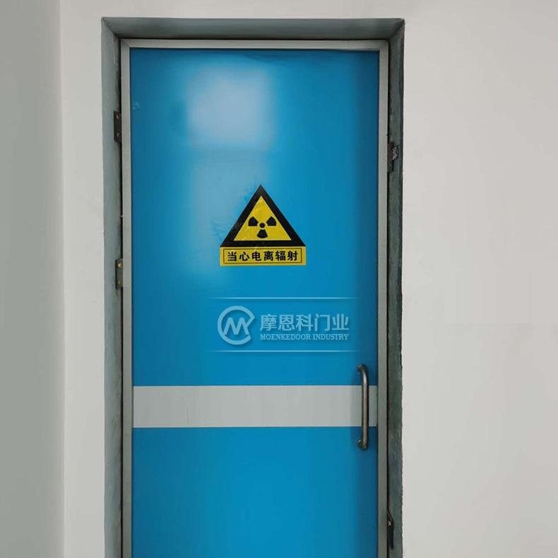铅板防辐射门