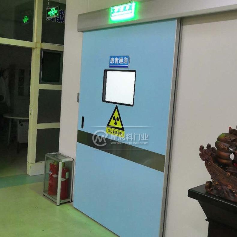 医院拍片防辐射门