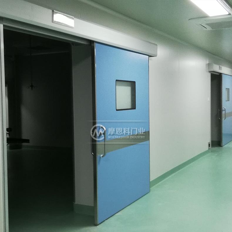 手术室电动感应门