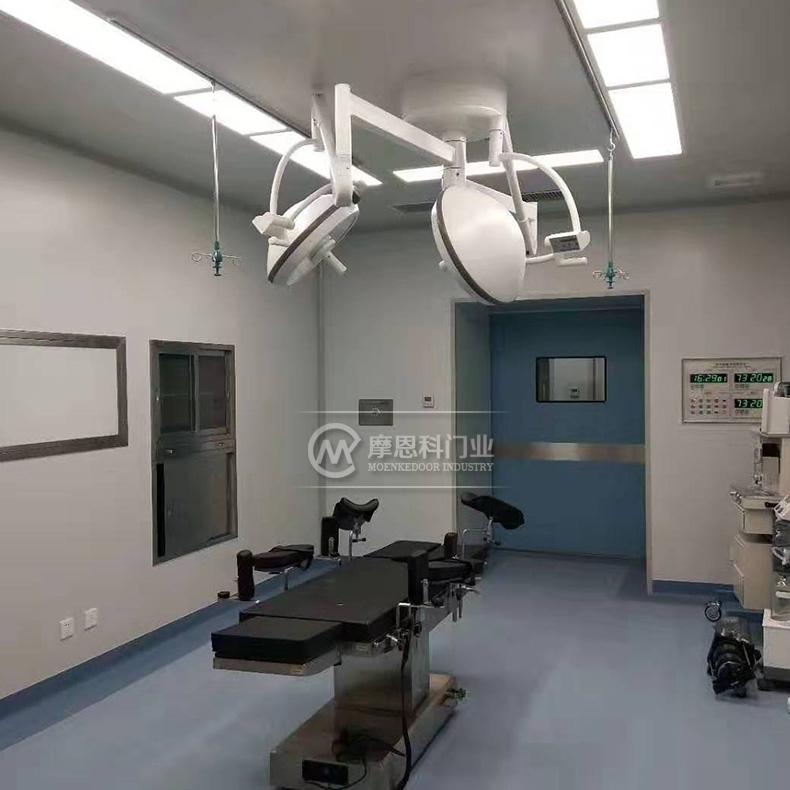 手术室大门