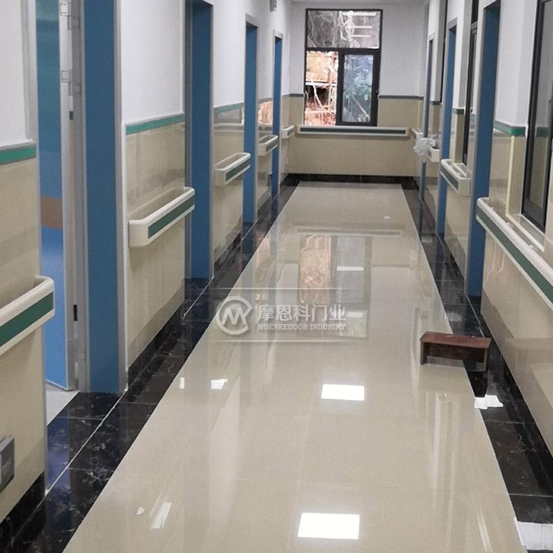 医院病房门
