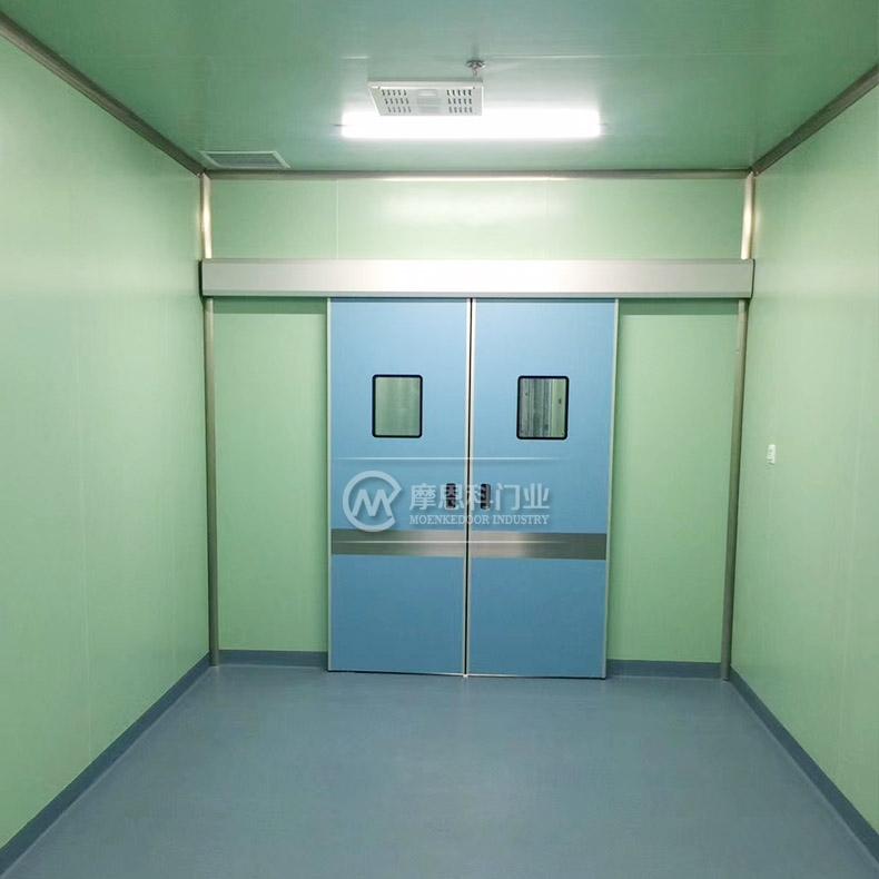 医院双开门
