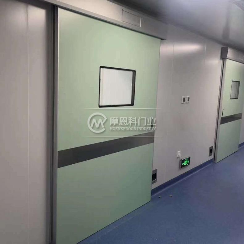 平移手术室门
