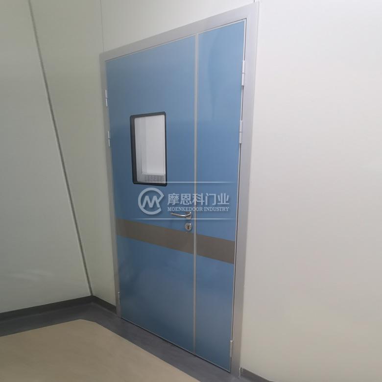 医疗防辐射门